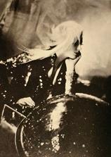 Madame Agnes - Hat of Blue Paradise Plumes / Harper's Bazaar, 1935