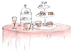 high-tea-table